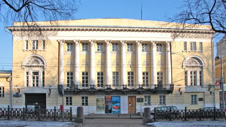 Государственный музей Востока в Москве / Panther / CC BY-SA