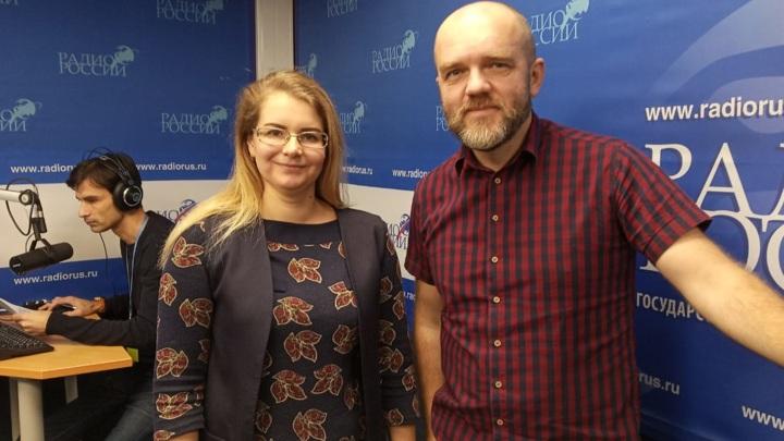 Надежда Шахворостова и Дмитрий Конаныхин