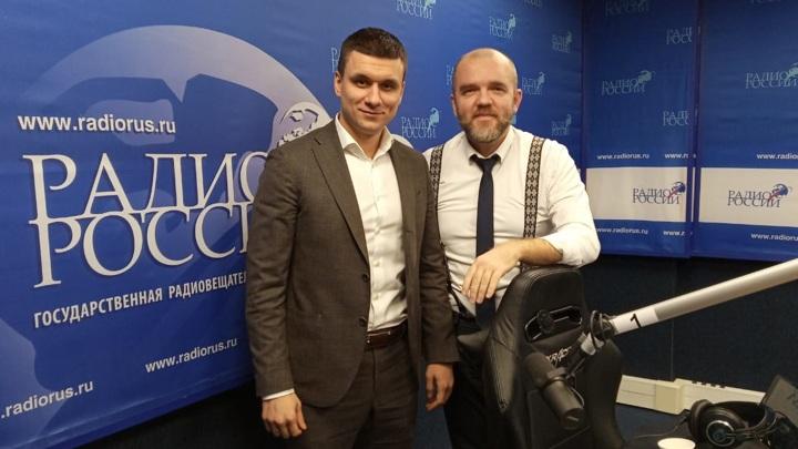 Илья Родионов и Дмитрий Конаныхин