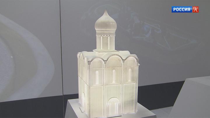 """Во Франции покажут экспонаты выставки """"Всемирное наследие ЮНЕСКО. Псковские храмы"""""""