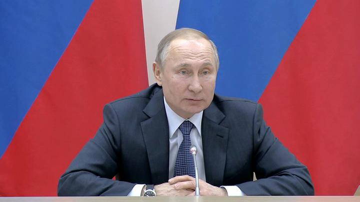 Путин рассказал о своей идее, против которой были все