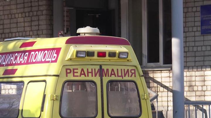 Ребенок  упал с 7 этажа и остался жив