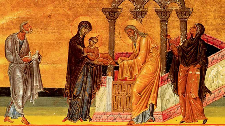 Кому на самом деле посвятили праздник Сретение первые христиане