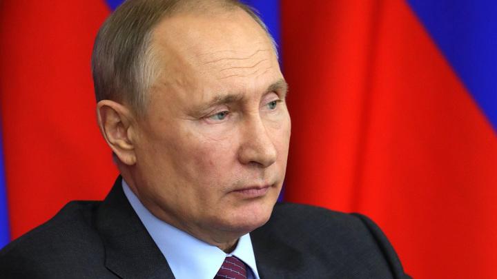 Путин провел личную встречу с таинственным иностранцем