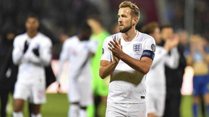 Англия и Хорватия объявили стартовые составы на матч Евро-2020