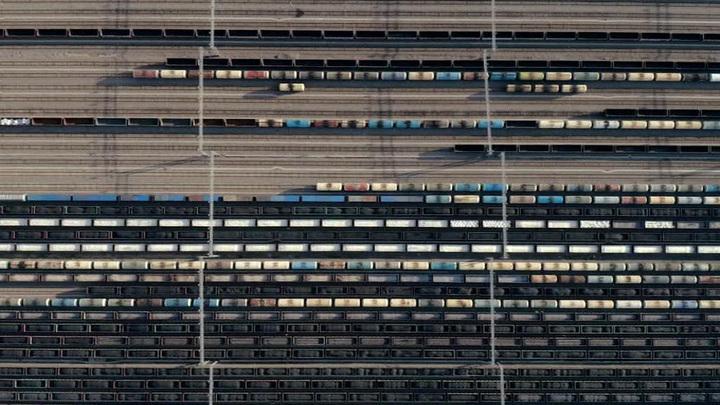 Китай нарастил железнодорожные грузоперевозки через Россию