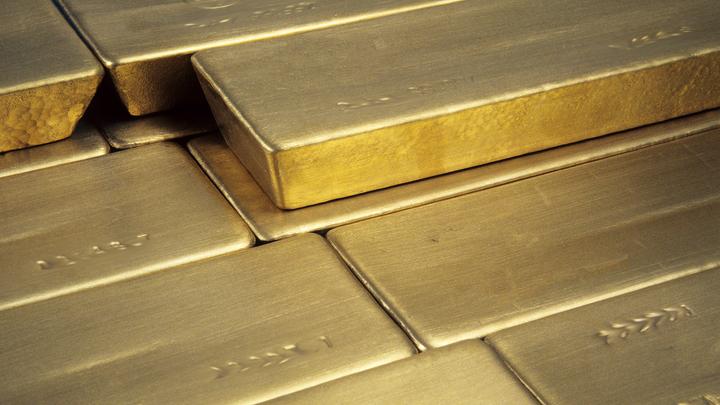 Международные резервы России увеличились благодаря росту цен на золото