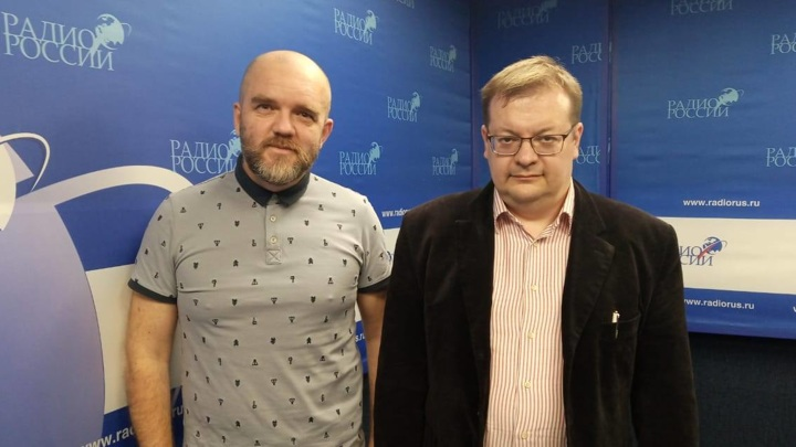 Дмитрий Конаныхин и Алексей Исаев