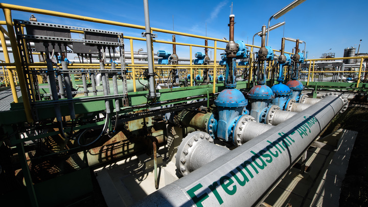 Прокачку нефти из РФ в ЕС через Словакию остановят
