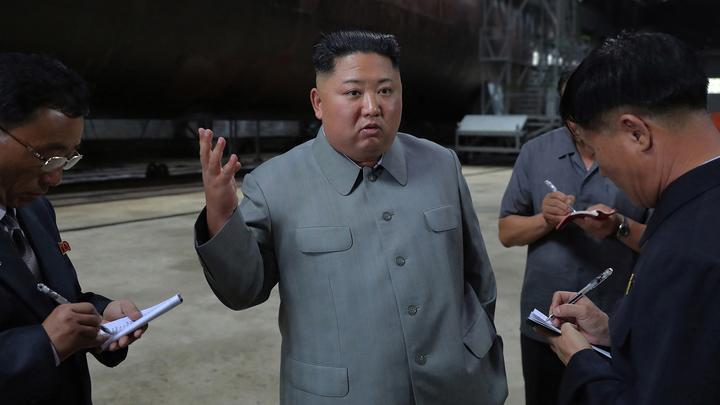 """Ким заявил, что ему """"нет оправдания"""""""