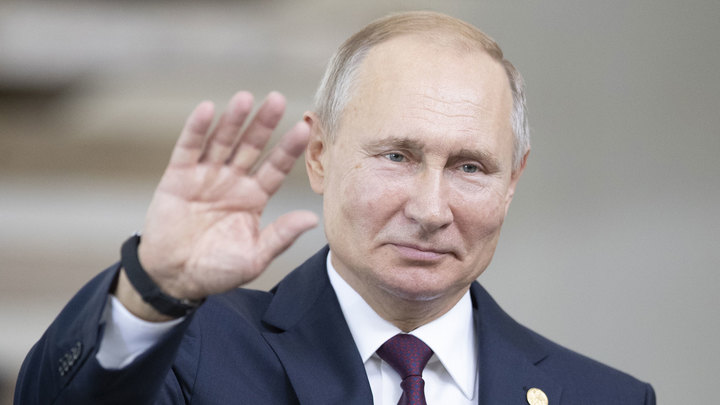 Путин примет участие в саммите БРИКС