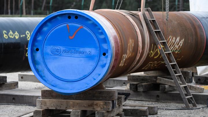 """ФРГ ждет экологическое обоснование остановки """"Северного потока-2"""""""