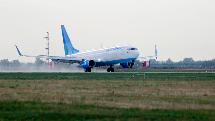 """""""Победа"""" возобновит полеты в Рим с 12 июня"""