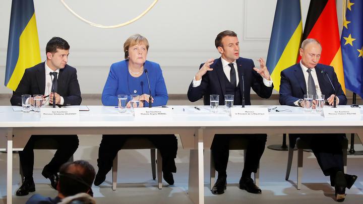 """Нормандский саммит: есть очень важное """"но"""""""