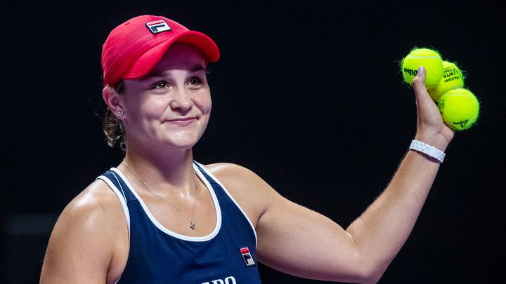Барти и Свитолина вышли в четвертьфинал турнира в США