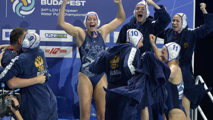 Ватерполистки сборной России завоевали бронзу Мировой лиги