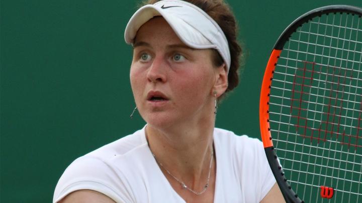 Самсонова вышла в четвертьфинал турнира в Берлине