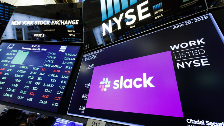 Мессенджер Slack покупают за 27,7 млрд долларов