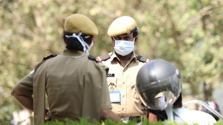 Индийская полиция задержала террориста с мощной бомбой