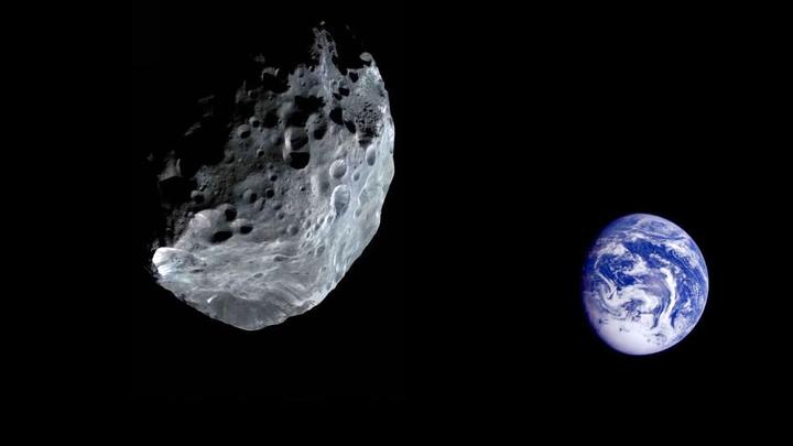 NASA предупреждает: к Земле приближается потенциально опасный астероид