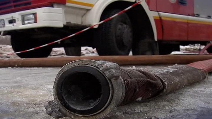 В Москве из-за пожара закрыли въезд на Зорге с Хорошевки
