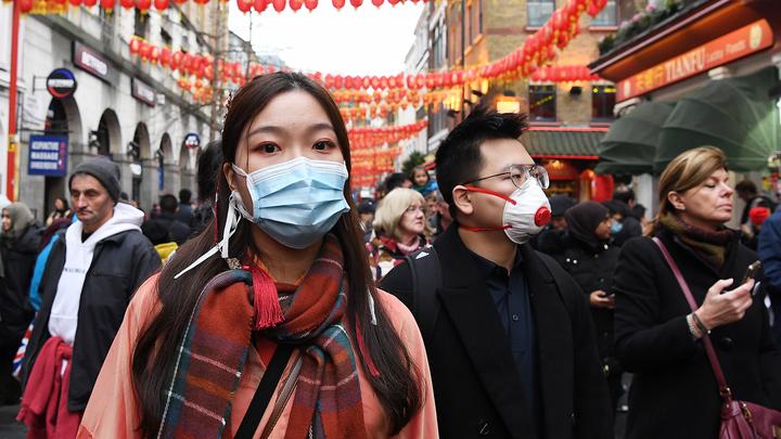 В Китае наступил Новый год Белого металлического быка