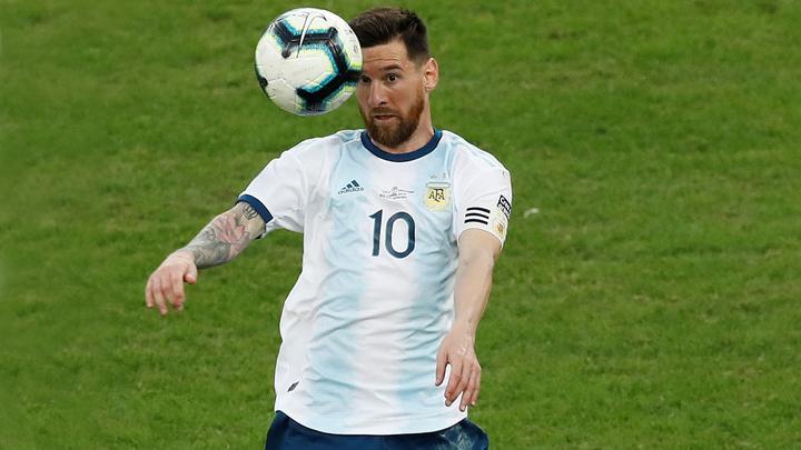 Аргентина стала соперником Бразилии по финалу Кубка Америки