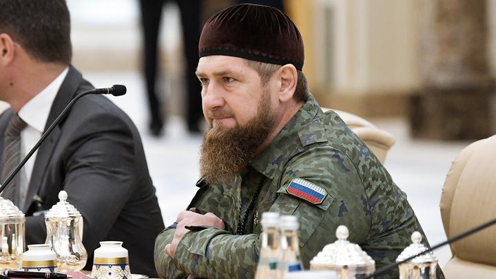 Кадыров переведен из МВД в Росгвардию в звании генерал-майора