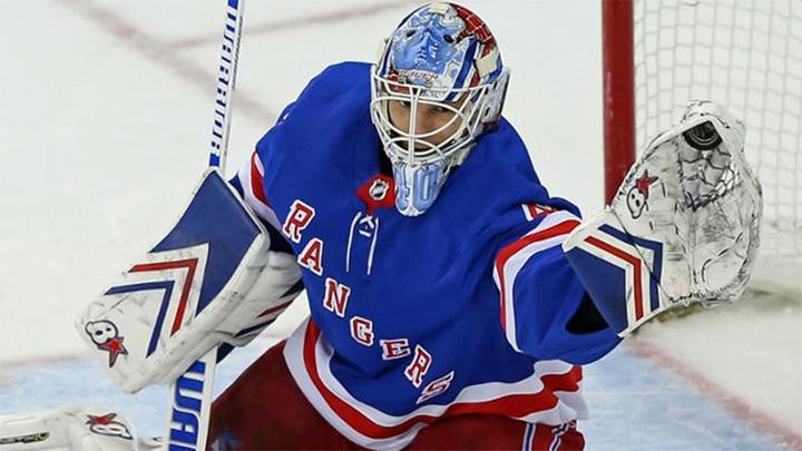 Шестеркин признан второй звездой дня в НХЛ