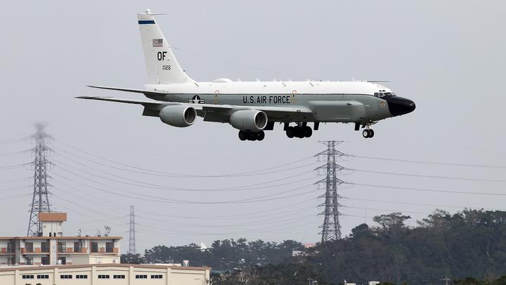 Американские разведчики провели многочасовые полеты у границ России