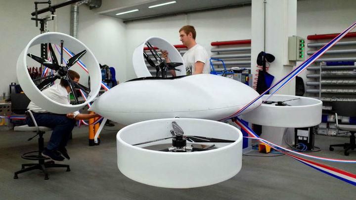 Ввести в строй новое транспортное средство планируется к 2020 году, а прототип успешно функционирует уже сейчас.