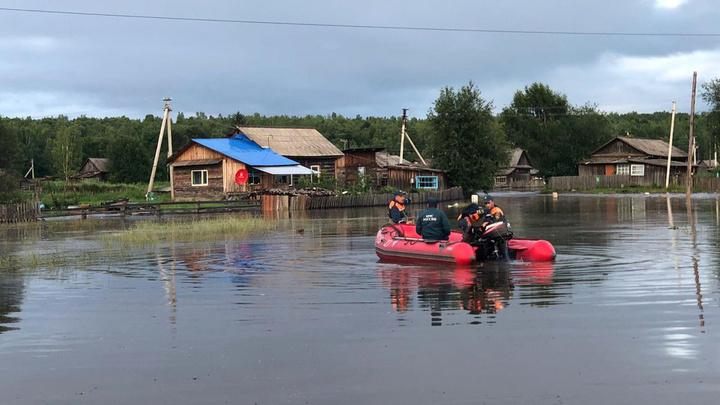 В России может затопить 33 региона