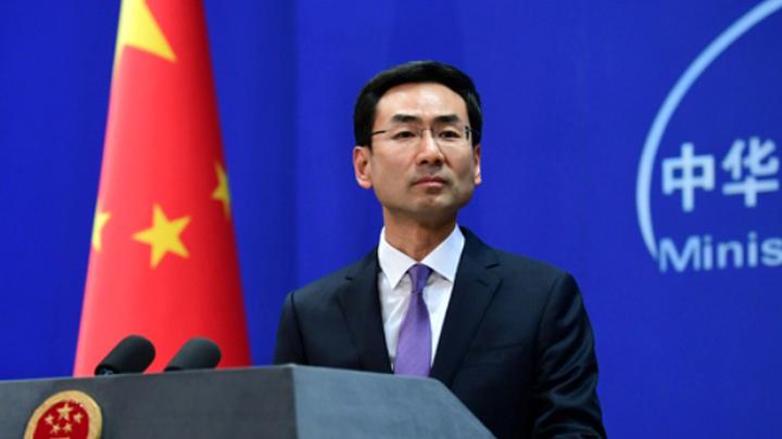 Китайский МИД расшифровал послание Путина