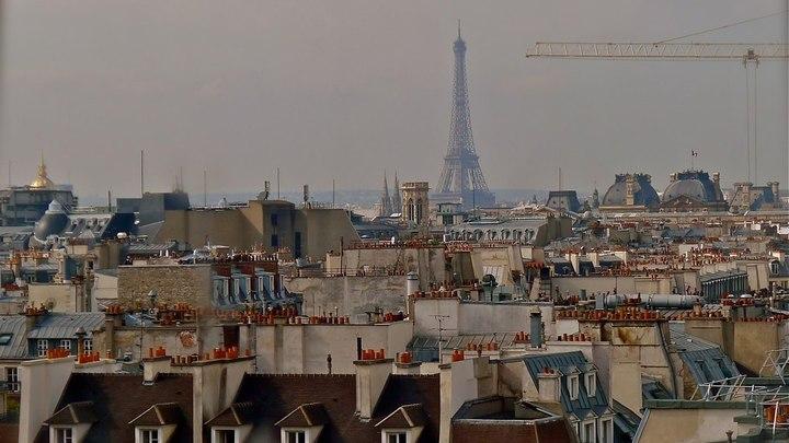 Крыши европейских столиц оказались усеяны космической пылью