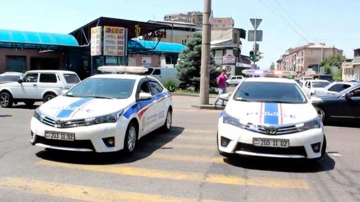В Армении произошло смертельное ДТП с военными