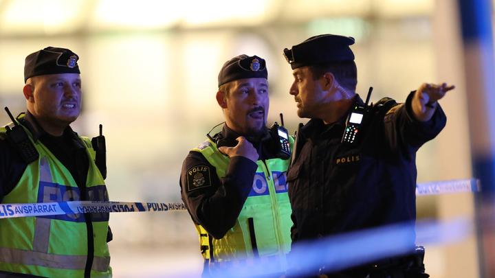 Взятые в заложники сотрудники шведской тюрьмы освобождены