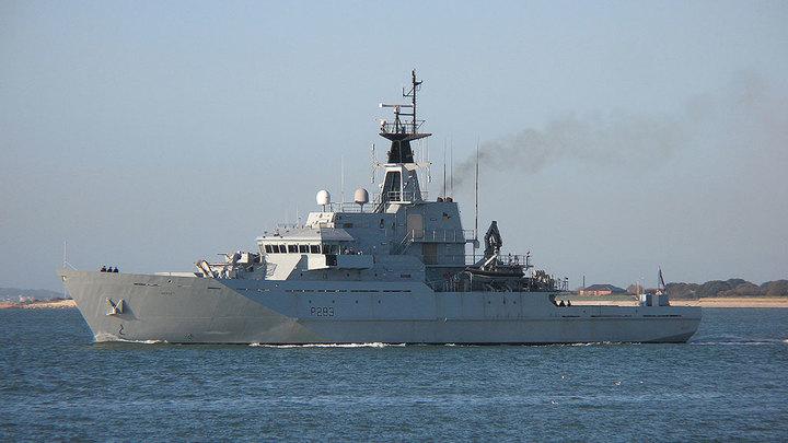 Times: Британия направит флот в Черное море в знак солидарности с Украиной