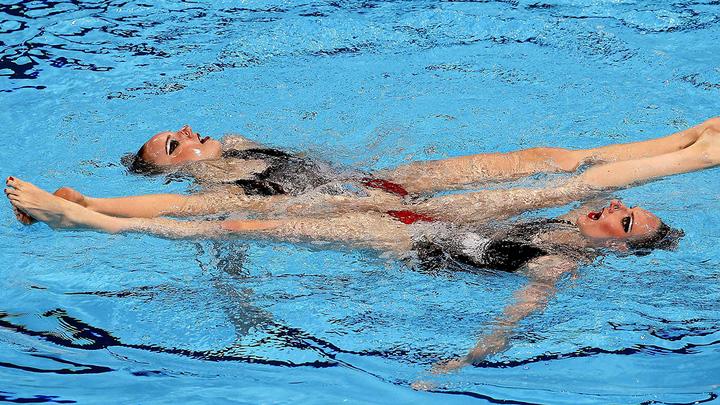 Синхронистки, борцы и легкоатлеты – наши надежды в 12-й день Олимпиады