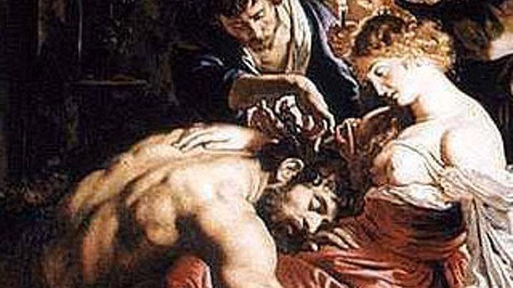"""Авторство картины """"Самсон и Далила"""" в лондонской галерее поставлено под сомнение"""