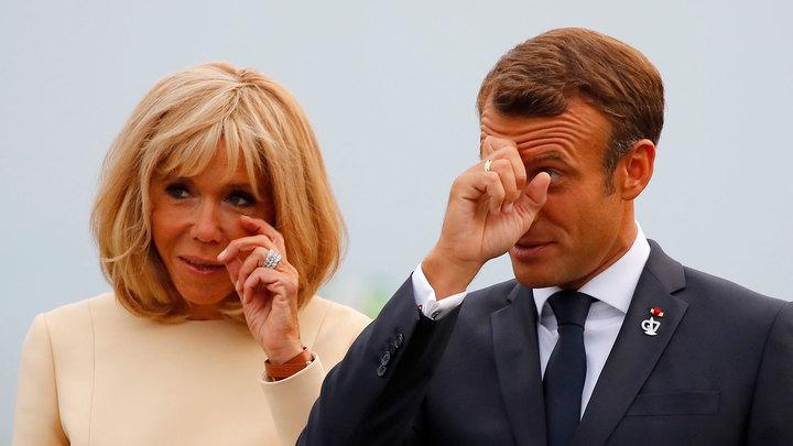 Президент Франции и его супруга подали жалобу на папарацци ТибоДалифара