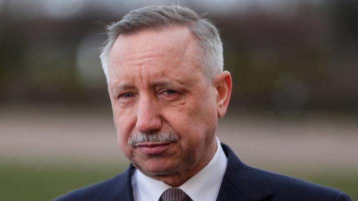 Беглов доложил Путину о развитии Питера
