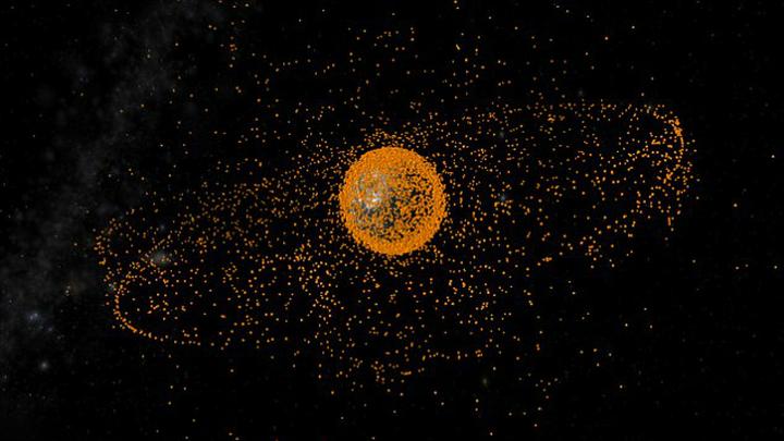 Космический мусор опасен не только для космонавтов, но и для дипломатии