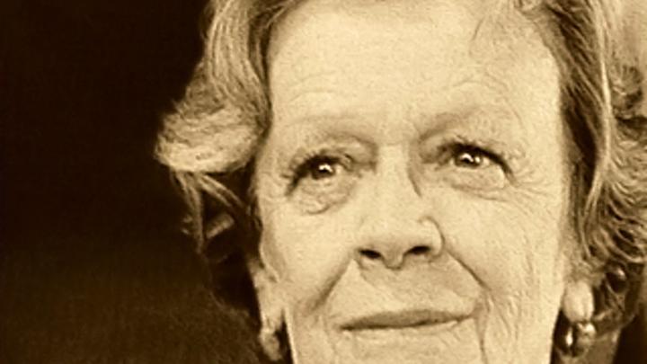 110 лет со дня рождения Татьяны Пельтцер