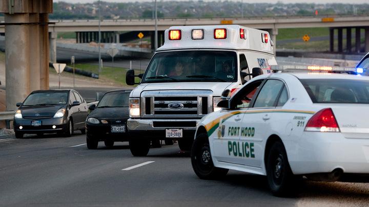 Четверо полицейских ранены в Техасе