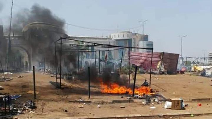 Число жертв столкновений в Хартуме возросло