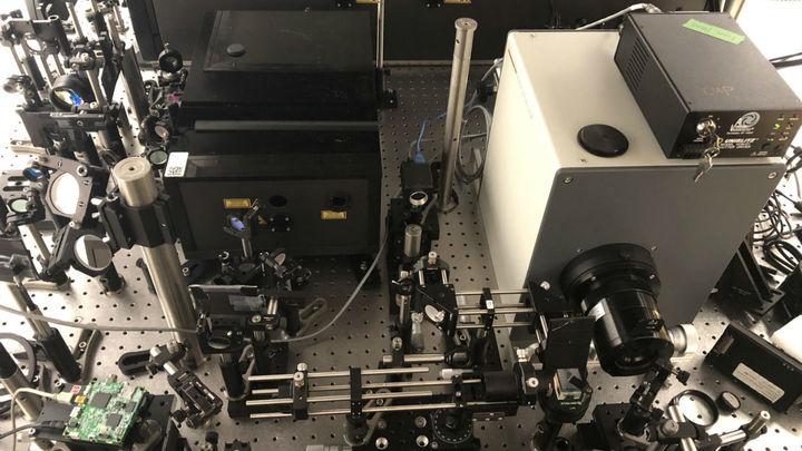 Десять триллионов кадров в секунду: создана самая быстрая в мире камера