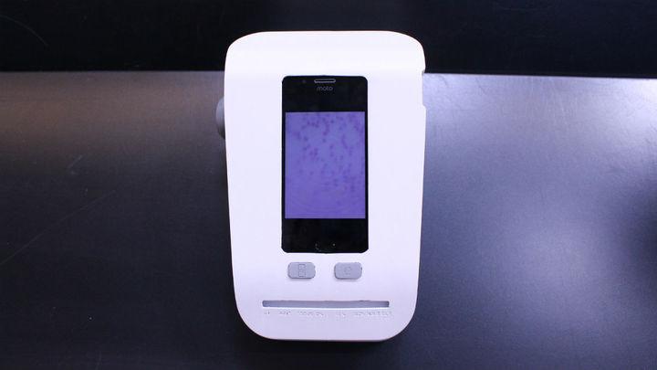 Компонентом нового устройства для диагностики малярии стал обычный смартфон.