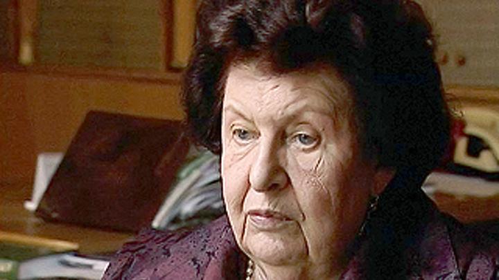 90 лет со дня рождения Натальи Бехтеревой