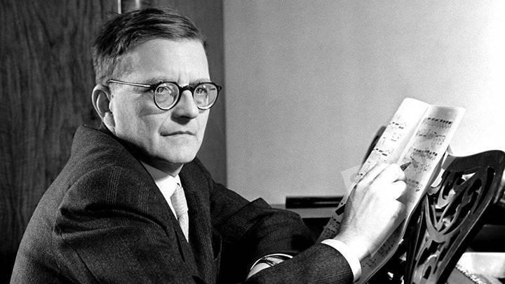 К 115-летию со дня рождения Дмитрия Шостаковича