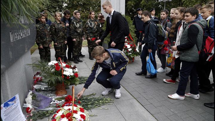 В России чтят память жертв терактов